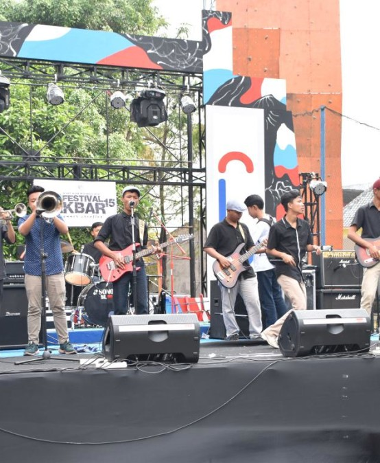Kamu Anak Band! Daftarkan ke Festival Akbar 17 UKMBS Musik Darmajaya