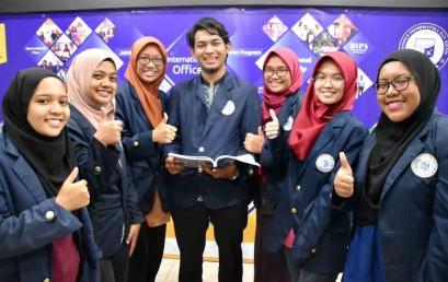 7 Mahasiswa Malaysia Ini Kagumi Internasionalisasi Kampus Darmajaya