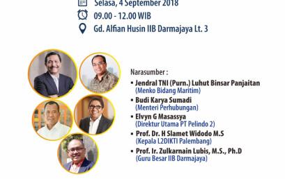 Dialog Nasional Kebangsaan IIB Darmajaya Hadirkan Dua Menteri, Siapa Saja Ya?