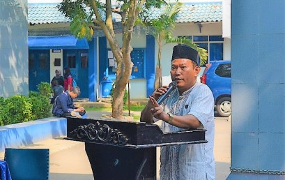 Debat Kandidat Capres BEM Darmajaya, ini Kata Wakil Rektor 3 Muprihan Thaib
