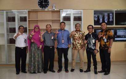 Kampus Biru–PT Pelindo II Siap Realisasikan Kerjasama di Bidang Akademik