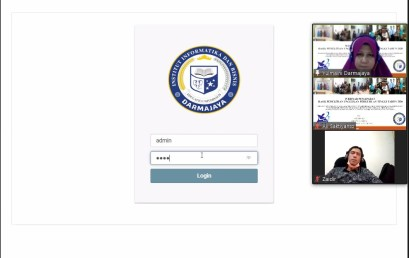Dosen Prodi TI Rancang Aplikasi Penilaian Kinerja Penelitian