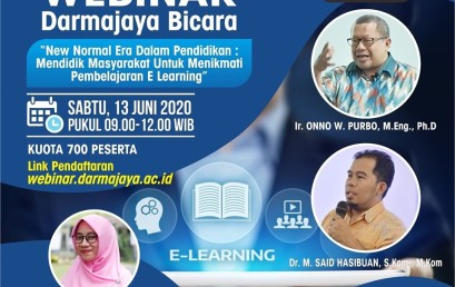 PEMBELAJARAN VIA E-LEARNING