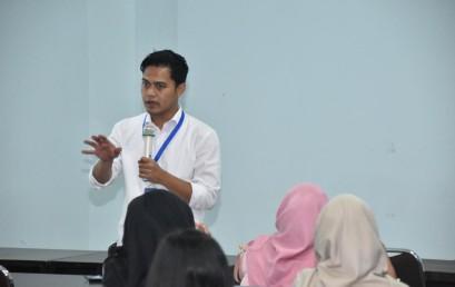 UPT Bahasa Kampus ini Berikan Pelatihan Komunikasi Program Internasional