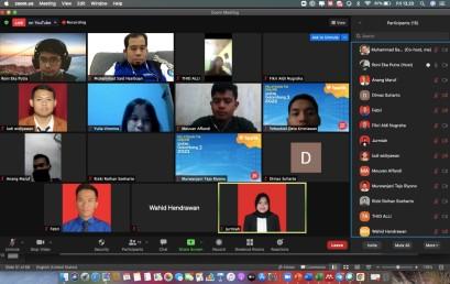 Keren, Dosen Darmajaya Menjadi Pemateri Pelatihan Online TIK Berbasis SKKNI BPPTIK Kemenkominfo