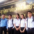 Empat Mahasiswa Darmajaya Jalani Student Mobility di Thailand