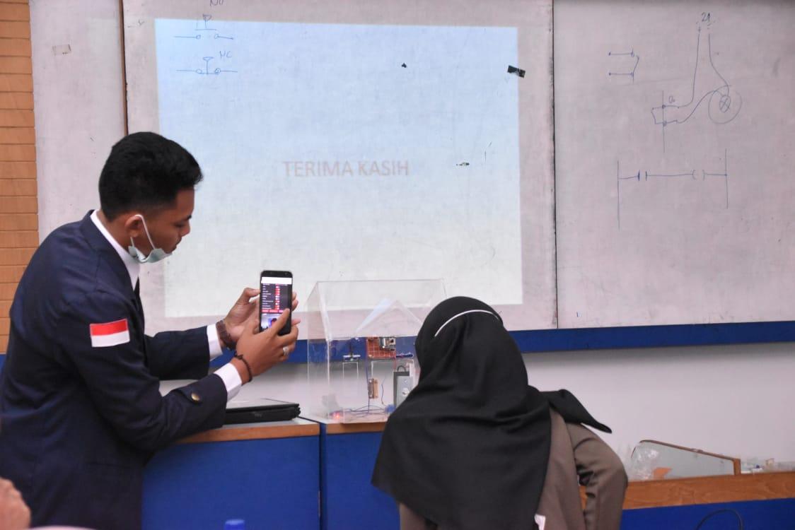 Tingkatkan Keamanan Rumah, Mahasiswa Sistem Komputer Darmajaya Ciptakan Sistem Buka Kunci Pintu dengan Menggunakan Wajah
