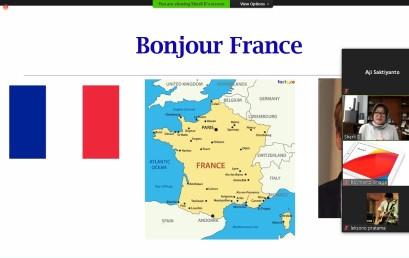 DLC IIB Darmajaya Ajak Milenial Belajar Bahasa Prancis