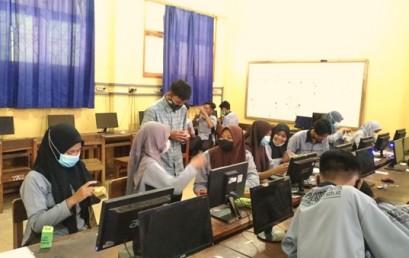 Dosen DKV Darmajaya Bekali Pelajar SMK Pangudi Luhur Kemampuan Desain Grafis dan Videografi