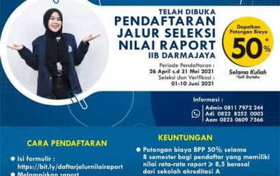Institut Swasta Terbaik di Indonesia Buka Pendaftaran Jalur Nilai Raport