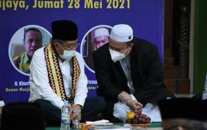 Mantan Wapres RI Jusuf Kalla Lantik Pengurus Wilayah DMI Lampung, Rektor IIB Darmajaya Masuk Anggota Majelis Pakar