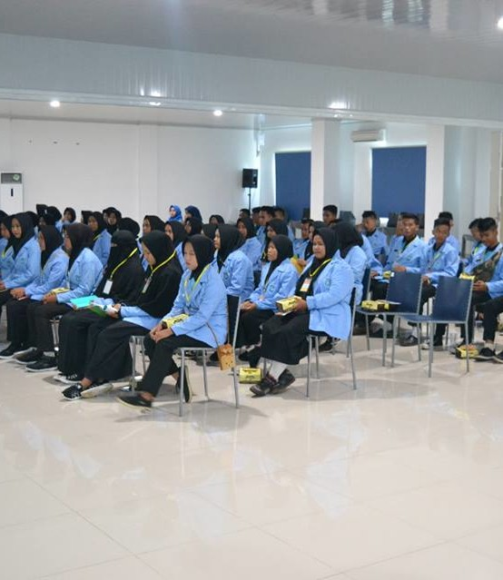 Kunjungi IIB Darmajaya, Siswa Lamtim Tambah Wawasan Perkembangan Teknologi