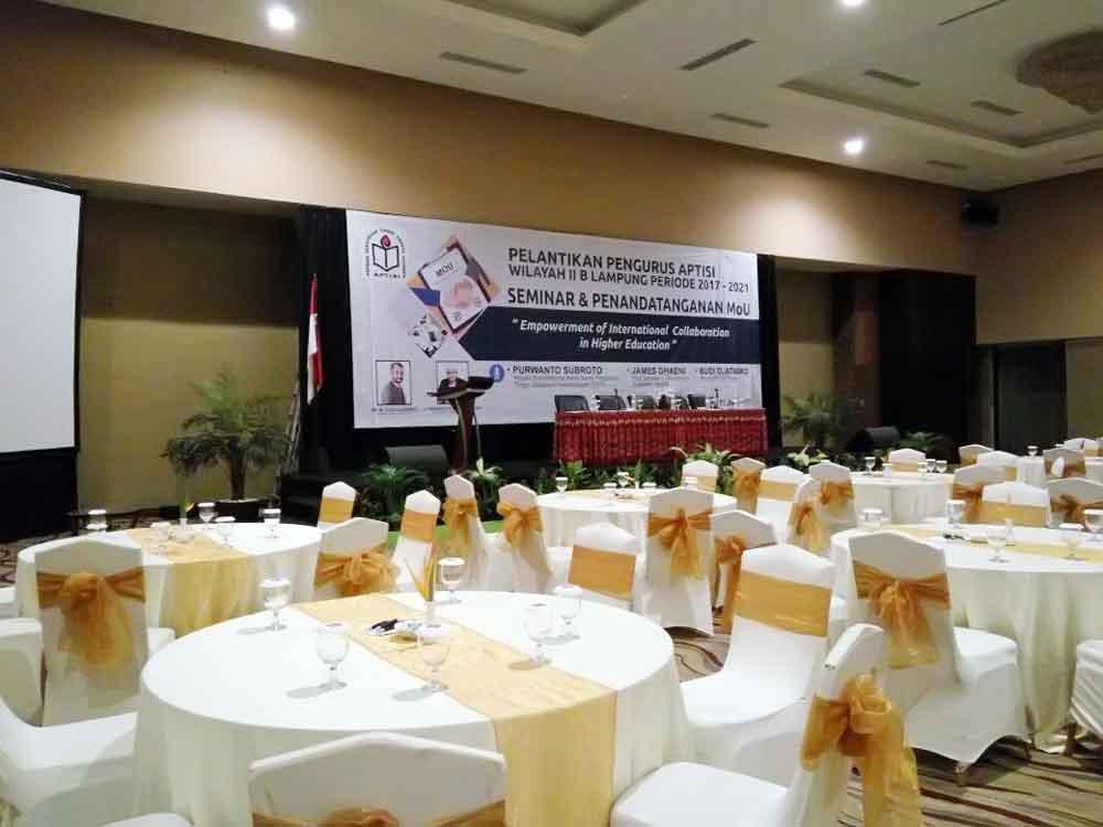 Seminar dan Penandatangan MoU, APTISI Lampung Hadirkan Pembicara Australia