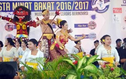 Pesta Minat Bakat Darmajaya Meriah Dengan 11 Perlombaan