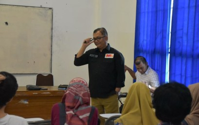 Program IMA Mengajar di IIB Darmajaya, ini Kata Dosen Praktisi