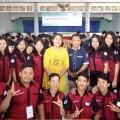 Yuk Intip Kegiatan UKM Himkris dan Katolik IIB Darmajaya di Tanggamus