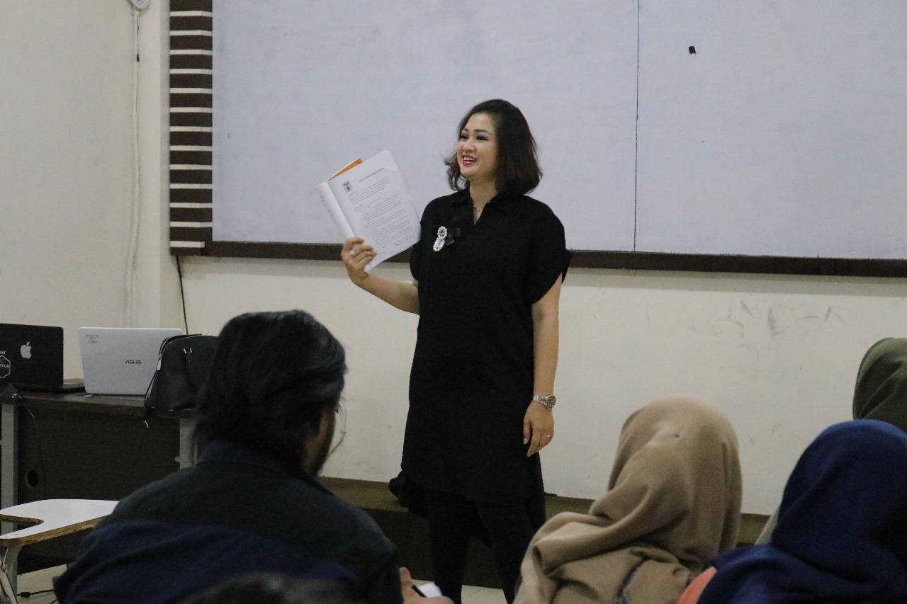 Dosen IMA Mengajar Ini Motivasi Mahasiswa Darmajaya Siap Hadapi Dunia Kerja