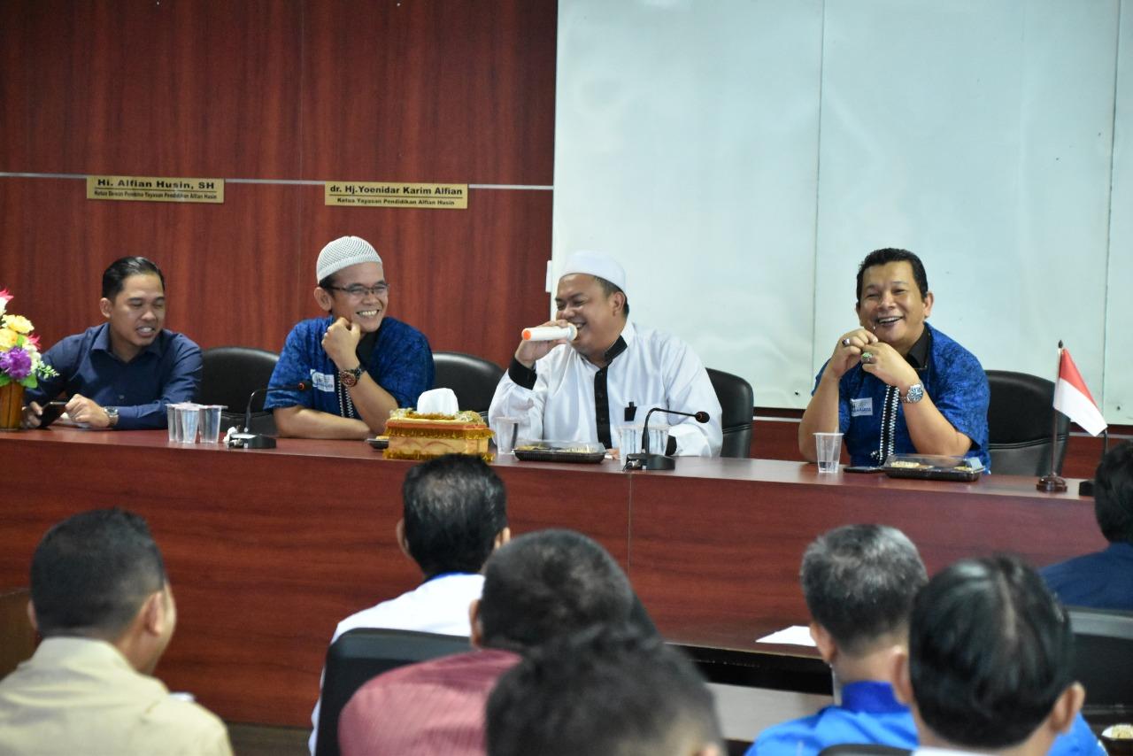 Rektor IIB Darmajaya Ingin Mahasiswa Miliki International Experience
