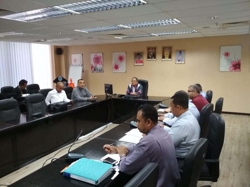 Academic Visit Darmajaya, Wakil Rektor IV Sampaikan Peran UMKM di UUM
