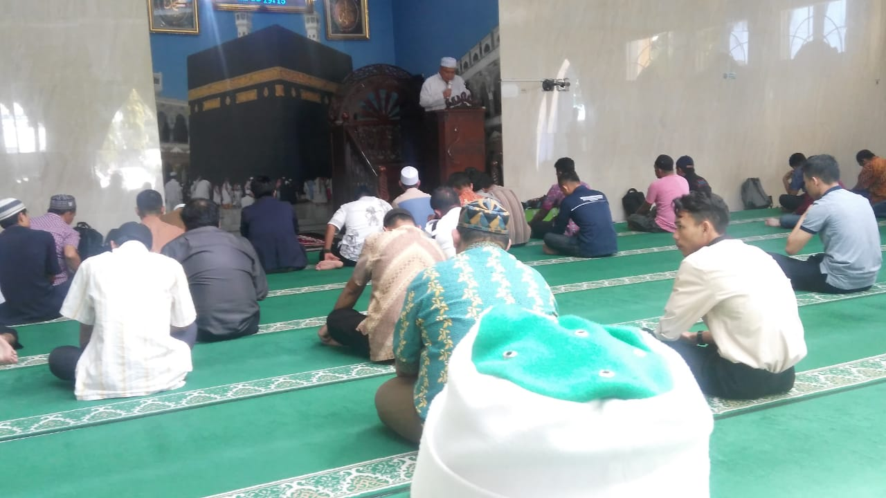 Implementasi The Best, Satgas Budaya IIB Darmajaya Jadwalkan Taklim Bagi Kaum Muslim