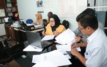 Empat Mahasiswa Asing Ikuti Seleksi International Internship Scholarship IIB Darmajaya
