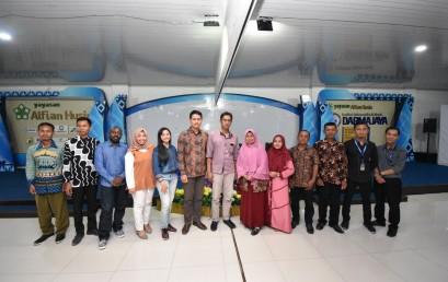 Tumbuhkan Minat Berkuliah, Siswa SMAN 2 Negeri Besar Sambangi IIB Darmajaya