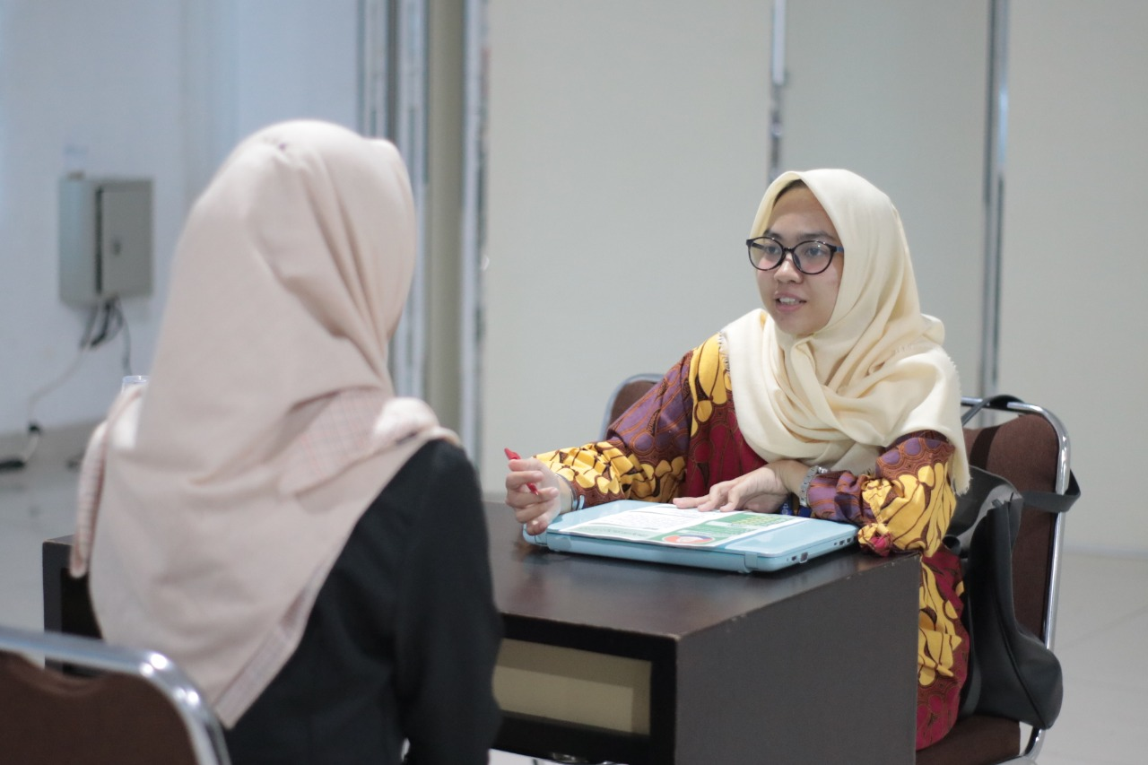 IIB Darmajaya Bekali Calon Wisudawan/ti Pelatihan Soft Skill dan Mockup Interview