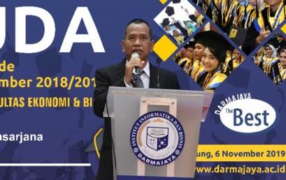 Mahasiswa Asing Terbanyak se Indonesia, L2dikti Wilayah II Bangga dengan IIB Darmajaya
