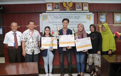 Fibi Rizki Herdianti Mahasiswa Berprestasi IIB Darmajaya 2020