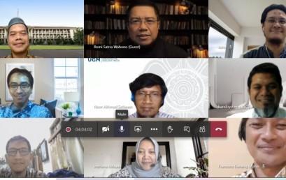 Ujian Virtual, Pengajar Bergelar Doktor IIB Darmajaya Kembali Bertambah
