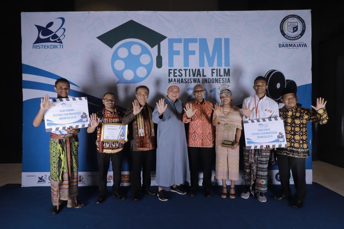 Terpilih Kembali Gelar FFMI 2020, IIB Darmajaya Libatkan Praktisi Film Nasional Nilai Karya Film Mahasiswa