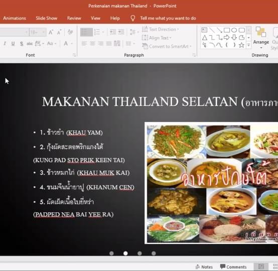 International Office IIB Darmajaya Ngobrol Seru dengan Mahasiswa Asal Thailand