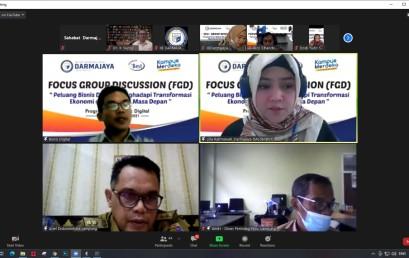 Susun Kurikulum, Prodi Bisnis Digital Kampus ini Libatkan Stakeholder