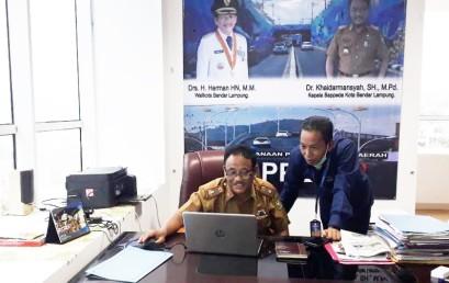 IIB Darmajaya-Bappeda Tingkatkan Pembangunan SDM Pemkot