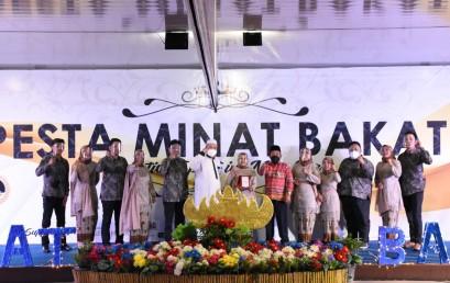 Pesta Minat Bakat Darmajaya, Rektor: Optimalkan Kemampuan Mahasiswa