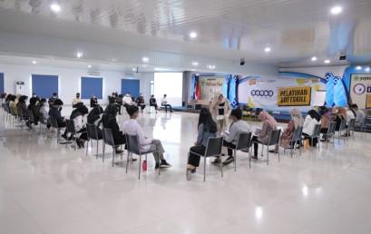 Keren, Ratusan Mahasiswa Darmajaya Diberi Pelatihan Softskill Sebelum Masuk Dunia Kerja