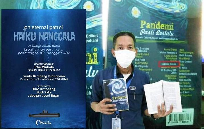 Dua Bulan, Humas IIB Darmajaya Terbitkan 3 Buku Bersama Penulis Se-Indonesia