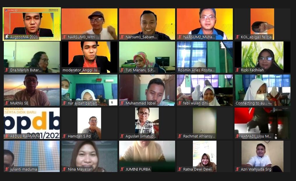 Dosen IIB Darmajaya Pembicara Webinar Gerakan Nasional Literasi Digital 2021 di Asahan