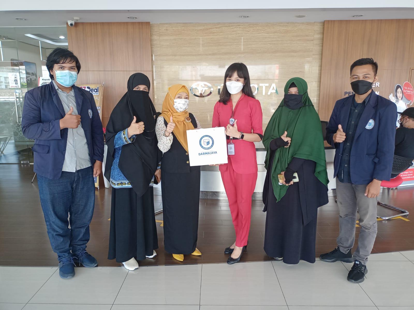 Mahasiswi Prodi Teknik Informatika IIB Darmajaya akan Jalani Studi Independen dan Praktik Kerja Industri dalam Gerakan Nasional Indonesia Kompeten