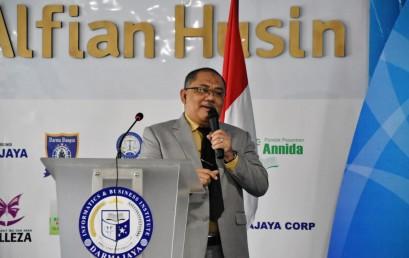 Dialog Nasional Kebangsaan, Ini Kata Akademisi IIB Darmajaya Prof. Zulkarnain Lubis
