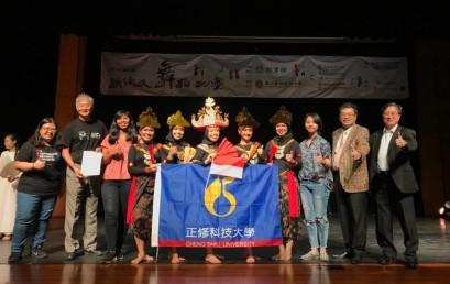 Lima Mahasiswa Program SM IIB Darmajaya Raih Top 5 di KDC TAIWAN