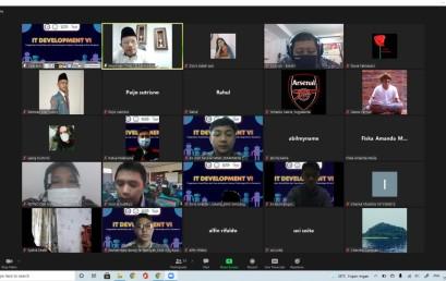 Peserta Pulau Jawa Ambil Bagian di IT Development VI Hima Stekom IIB Darmajaya