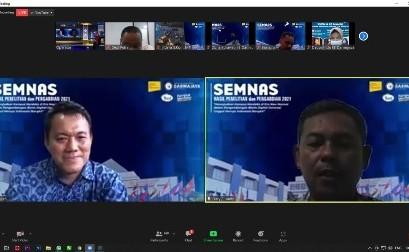 Seminar Nasional Hasil Penelitian dan Pengabdian IIB Darmajaya : PT Harus Adaptif Mengikuti Situasi Global