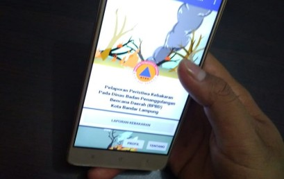 Lapor Kebakaran Via Android Ala Rancangan Mahasiswa IIB Darmajaya