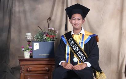 Lulusan Prodi S1 Manajemen Kampus The Best ini Dapat Beasiswa S2 di Taiwan