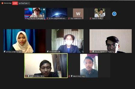 Mahasiswa Prodi TI Darmajaya Sharing Experience Kuliah di Luar Negeri