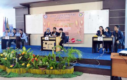 Inilah Juara Kompetisi LCT Akuntansi Darmajaya Tingkat Mahasiswa seLampung