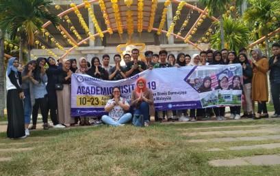 Peserta Academic Visit Kunjungi Hatyai, Nikmatnya Sup Sarang Burung Walet