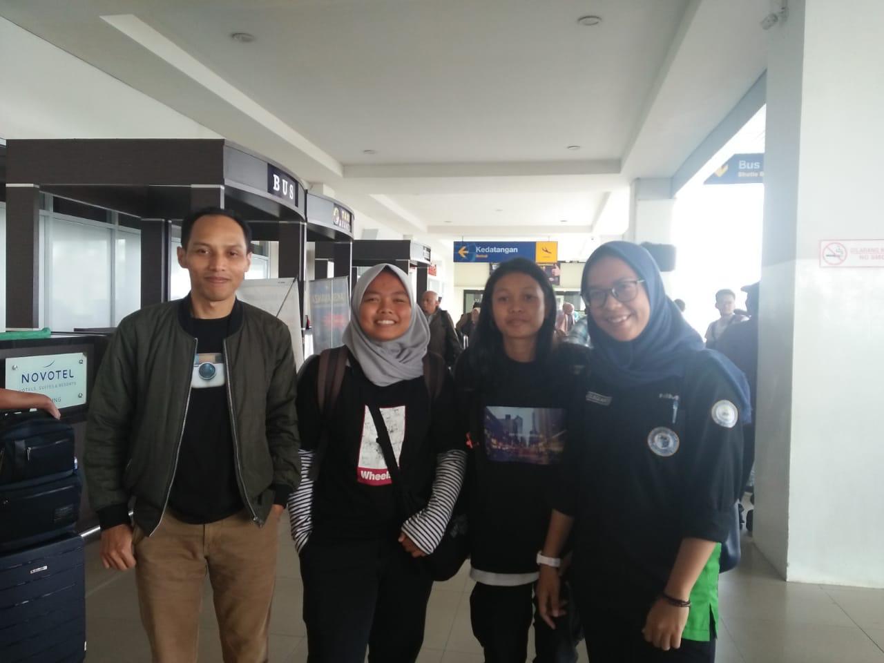 Puluhan Finalis dan Juri Tiba di Bandar Lampung, Yuuk Hadiri Malam Anugerah FFMI 2019