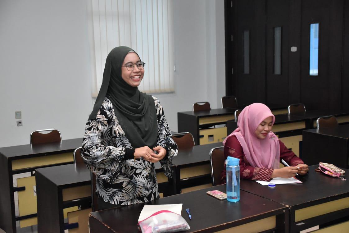 Mahasiswa Malaysia Kuliah di IIB Darmajaya